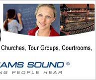 Williams Sound Products