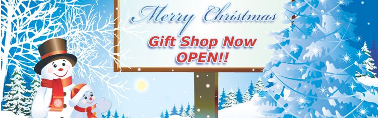 Gift Shop is Open!