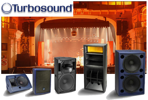 View Turbosound Products