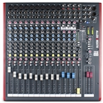 Allen & Heath ZED-16FX : 16 Channel Mixer with USB & Effects