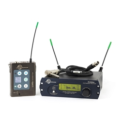 Lectrosonics IS400 : Wireless Instrument System