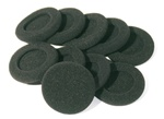 LA-167: Listen Replacement Cushions for Stereo Headphones (10)
