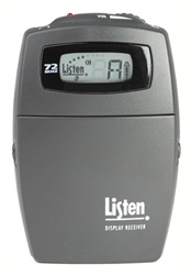 LR-400: Listen Portable Display FM Receiver