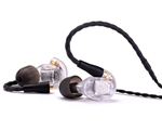 Westone UM PRO 20 CLEAR : In Ear Monitor (IEM) - High Performance Dual Driver