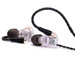 Westone UM PRO 30 CLEAR : In Ear Monitor (IEM) - High Performance Triple Driver