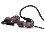 Westone UM PRO 30 SMOKE : In Ear Monitor (IEM) - High Performance Triple Driver