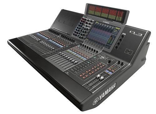 yamaha cl3 digital mixing console at sales the professional 39 s av resource. Black Bedroom Furniture Sets. Home Design Ideas