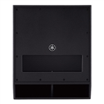 Yamaha DXS18: Powered 18 Inch Subwoofer - 1020W