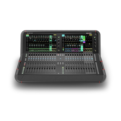 Allen & Heath AVANTIS : 64 Channel 42 Bus 96kHz Digital Mixer