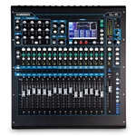 Allen & Heath QU-16 : 22 Channel (16 mono and 3 Stereo) Digital Mixer