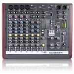 Allen & Heath ZED-10FX : 10-Channel Mixer with USB and Effects