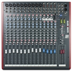 Allen & Heath ZED-18 : 18-Channel Mixer with USB