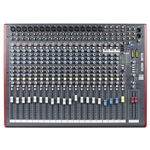 Allen & Heath ZED-22FX : 22 Channel Mixer with USB & Effects