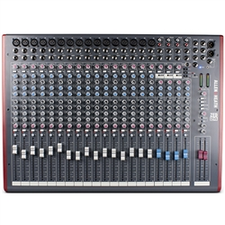 Allen & Heath ZED-24 : 24 Channel Mixer with USB