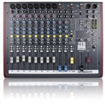 Allen & Heath ZED60-14FX : 14-Channel Mixer with USB, Effects & Faders