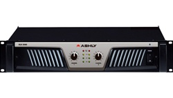 Ashly Audio KLR-2000 Two-Channel High Performance Power Amplifier : 1,000W/Chnl at 2 Ohms - 2RU