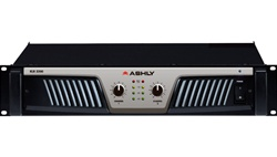 Ashly Audio KLR-3200 Two-Channel High Performance Power Amplifier : 1,600W/Chnl at 2 Ohms - 2RU
