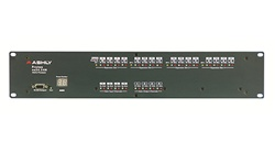 Ashly Audio ne24.24M 4x4 : 4 Input x 4 Output Network Enabled Protea Matrix Processor