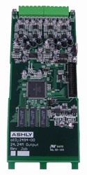 Ashly ne24.24M Output: 4-Output Expansion Card