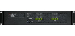 Ashly Audio ne4400d : 4 Input x 4 Output (AES/EBU) Network Enabled Protea Processor