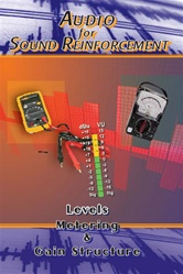Audio For Sound Reinforcement DVD II: Levels, Metering and Gain Structure