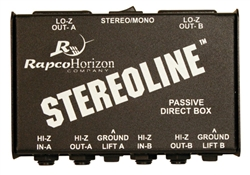 Horizon Music STL-1: Stereo Line Direct Box