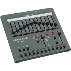 Lightronics TL3012 : 12 Channel x 24 Scene Lighting Control Console