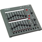 Lightronics TL4008 : 16 Channel x 8 Scene Lighting Control Console