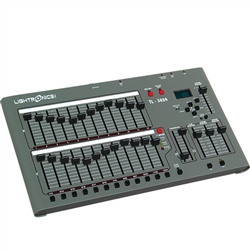 Lightronics TL5024 : 24 Channel x 192 Scene Lighting Control Console