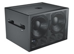 Meyer Sound 500-HP : Compact High-Power Subwoofer