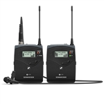 Sennheiser EW 112P G4 Portable Wireless Lapel System (Omnidirectional)