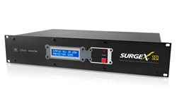 SurgeX SEQ Programmable Power Sequencer Surge Eliminator 20A 120V