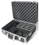 Williams Sound CHG 1012 PRO : Digi-Wave 12-Bay Charger with Carry Case