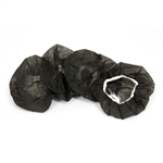 Williams Sound EAR 055-100 : Sanitary Headphone Covers (100 Pack) - Black