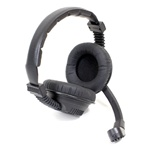 Williams AV MIC 068 : Heavy-Duty Dual Muff Headset with Microphone