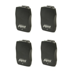 Williams Sound PPA R37-4PK : 4 Pack of Williams Sound PPA R37 Receivers (Earphones and Batteries Optional)