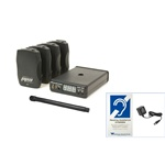 Williams AV PPA VP 37-00 - Personal PA Value Pack (Earphones Optional - No Neckloops)
