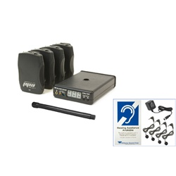 Williams Sound PPA VP 37 - Personal PA Value Pack