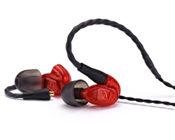 Westone UM PRO 10 RED : In Ear Monitor (IEM) - High Performance Single Driver