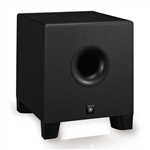 Yamaha HS8S : 8 Inch Powered Studio Subwoofer (150W)
