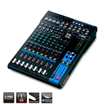 Yamaha MG12 : 12 Channel Analog Mixing Console