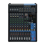 Yamaha MG12XU : 12 Channel Analog Mixing Console
