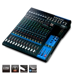 Yamaha MG16 : 16 Channel Analog Mixing Console