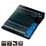 Yamaha MG20 : 20 Channel Analog Mixing Console