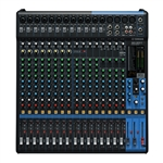 Yamaha MG20XU : 20 Channel Analog Mixing Console