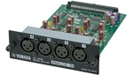 Yamaha MY4-AD : 4 Channel Analog Input Card
