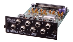 Yamaha MY8-AD24 : 8 Channel Analog Input Card