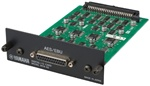 Yamaha MY8-AE AES-3 Card : AES/EBU - 8 In x 8 Out - D-SUB 25 (x1)