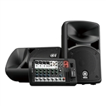 Yamaha STAGEPAS 400BT: 2-Way Portable PA System [400 Watts]