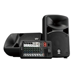 Yamaha STAGEPAS 600BT: 2-Way Portable PA System [680 Watts]